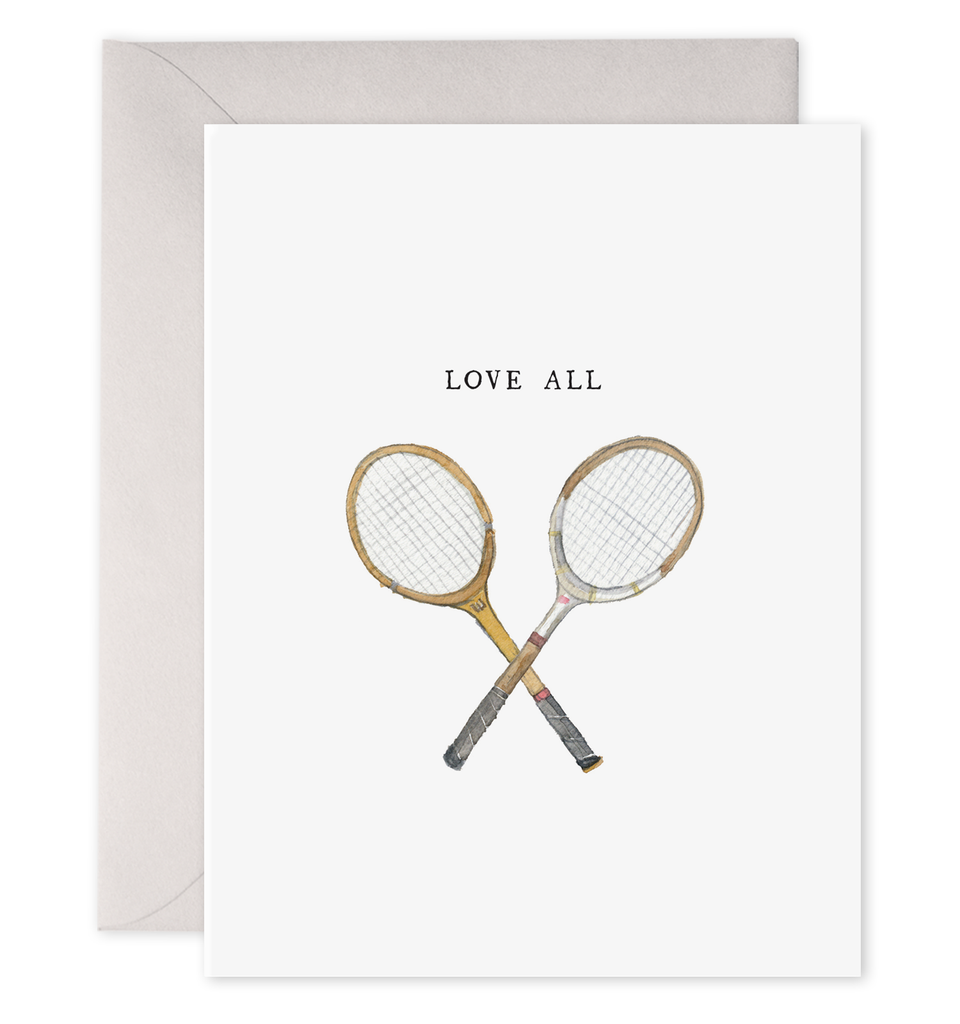 Love All - tennis
