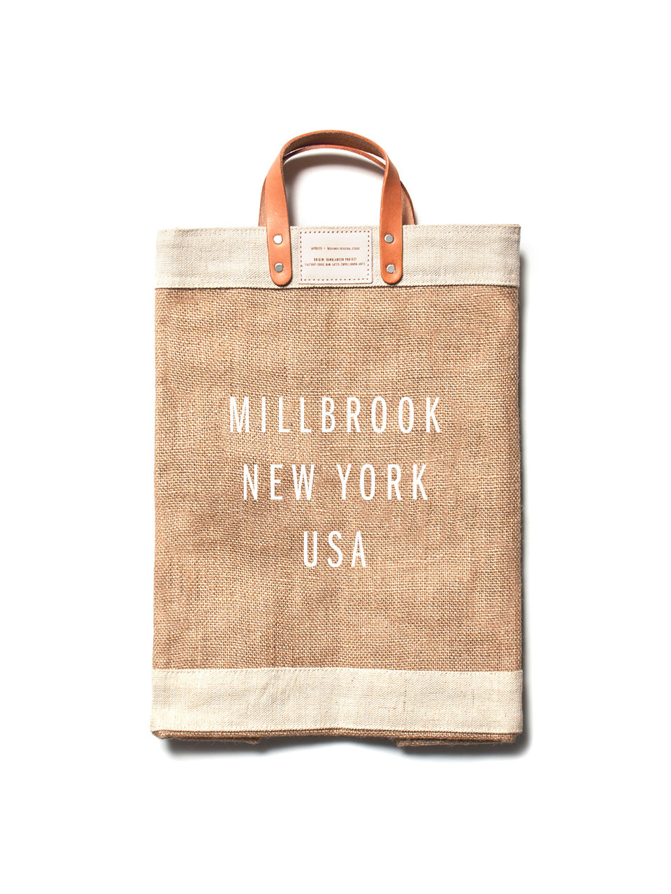 Apolis Farmers Market Bag