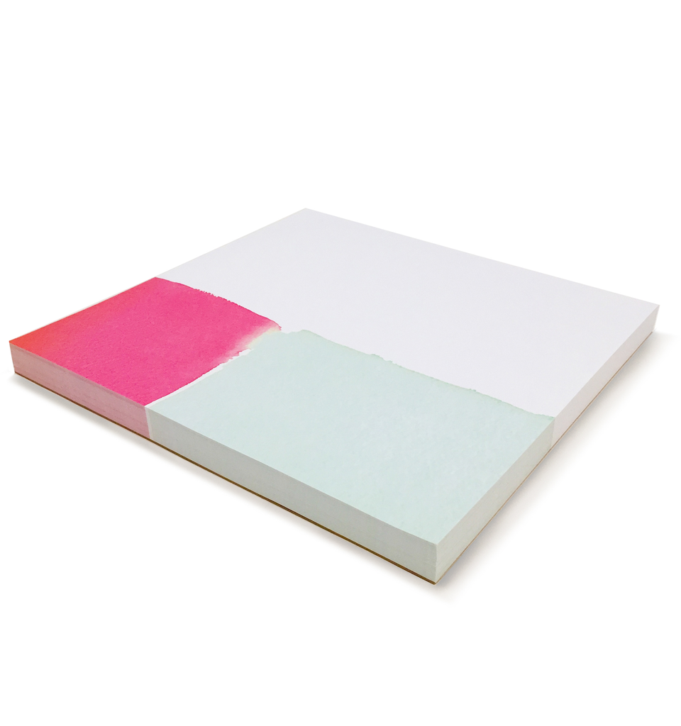 Color Blocks Giant Notepad