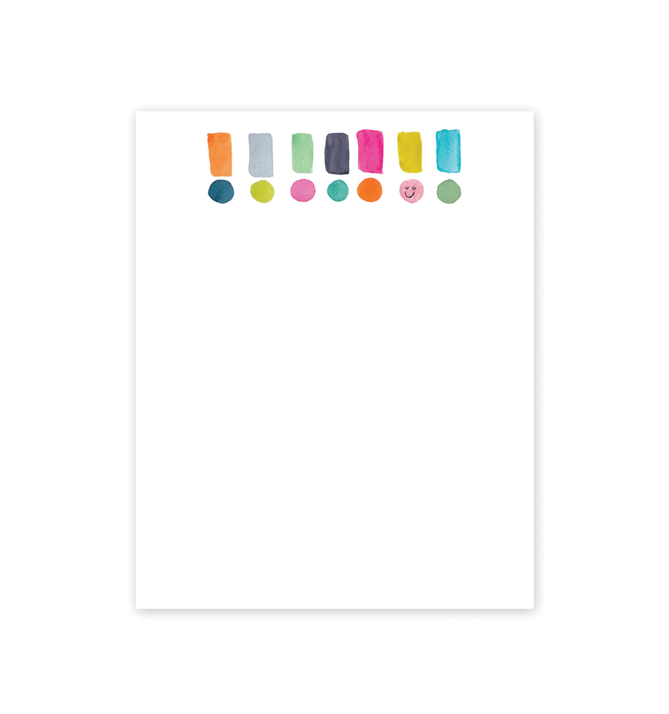 Exclamation Mini Pad