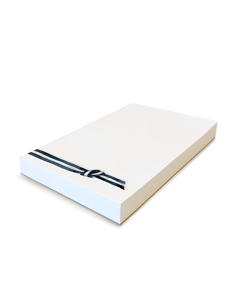 Knotty Notepad 8.5x5.5