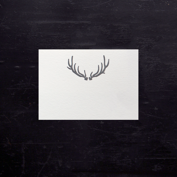 Antler Petite Cards - S/10