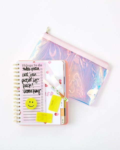 ultimate planner pack, pearlescent