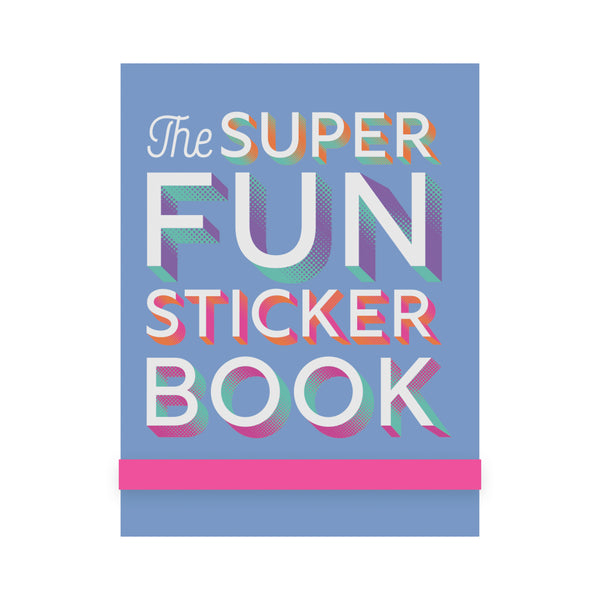 Fun Sticker Book Lavender