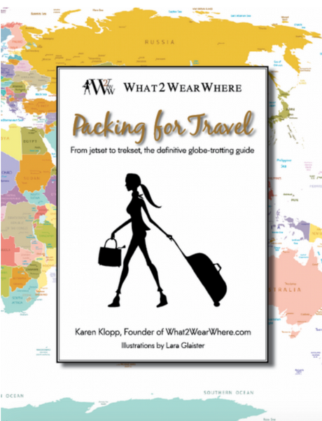 Packing for Travel: What2WearWhere