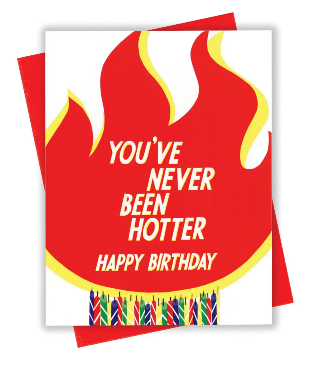 Hotter Than Ever Card