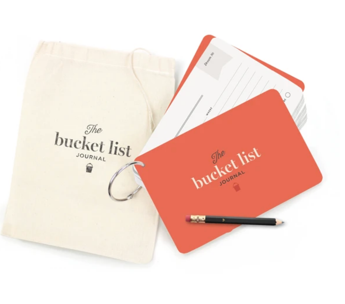 The Bucket List Journal