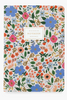 Assorted Set of 3 Wild Rose Notebooks