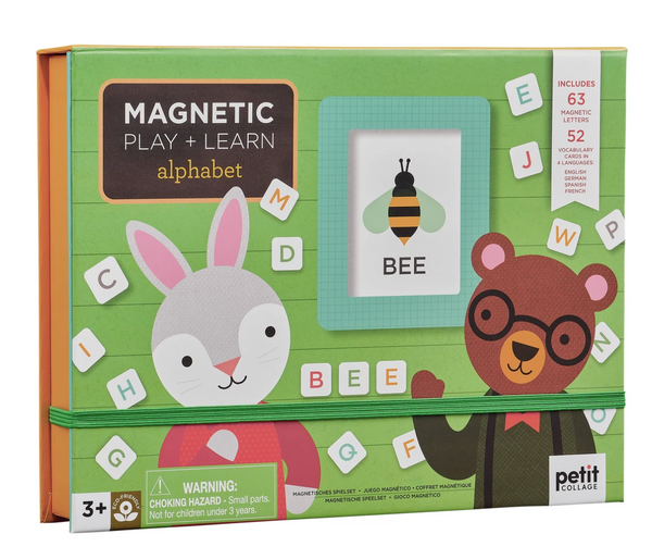Alphabet Magnetic Play & Learn