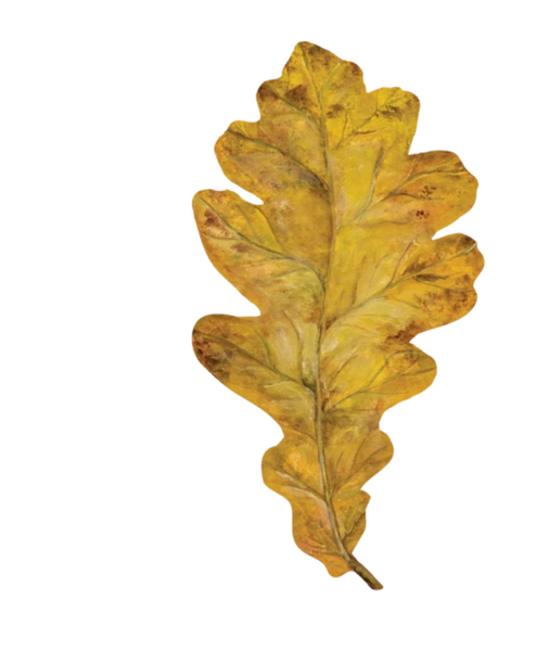 Oak Leaf Table Accent  - Pack of 12