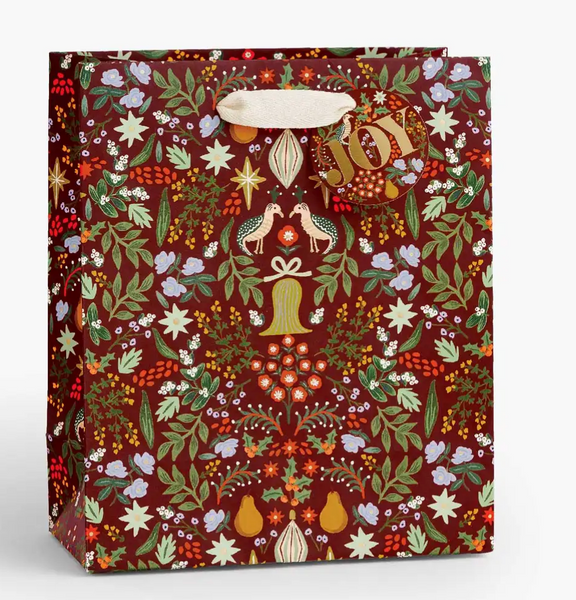Partridge Medium Gift Bag