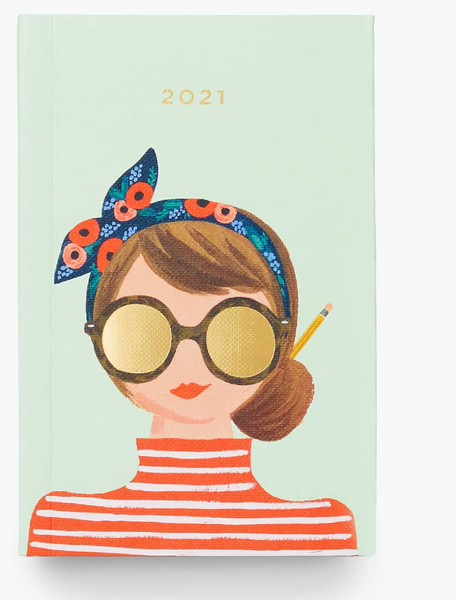 2021 -12 Month Pocket Planner