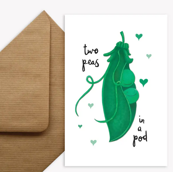 Pea Pods Card
