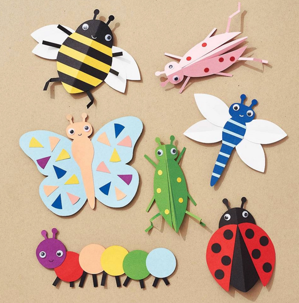 Bugs DIY Craft Kit