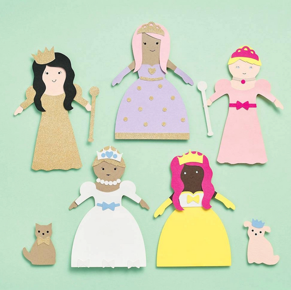 Princess DIY Craft Kit