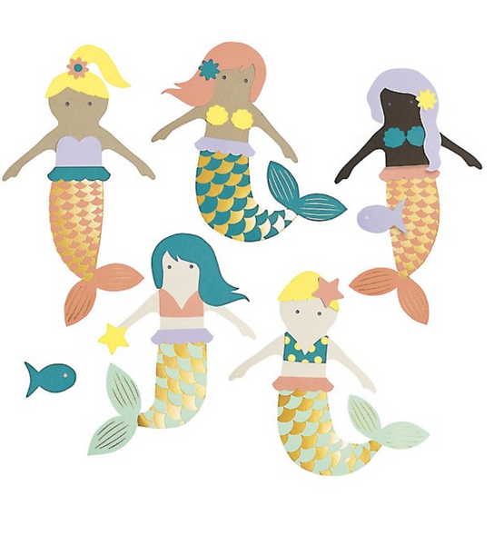 Mermaid DIY Craft Kit