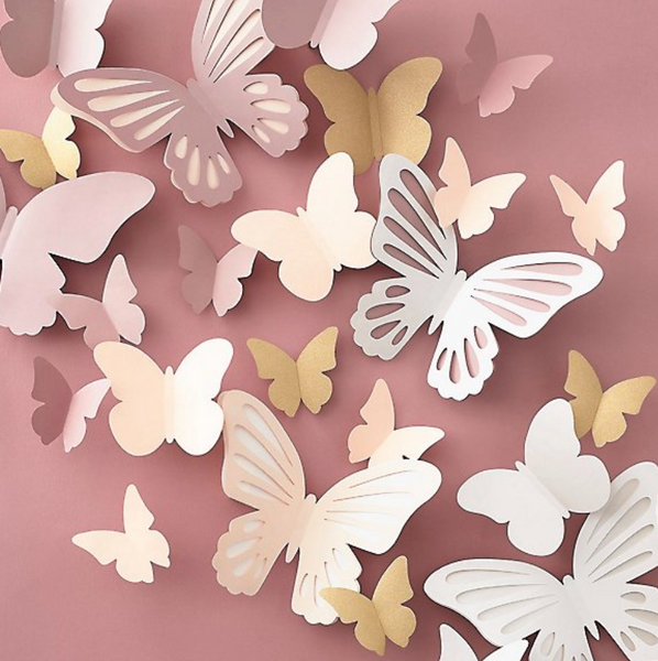 Fluttering Butterflies DIY Craft Kit