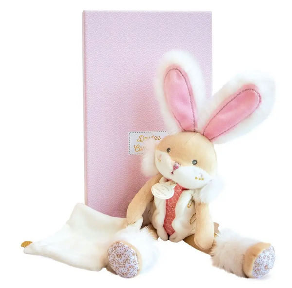 Sugar Bunny Pink Plush