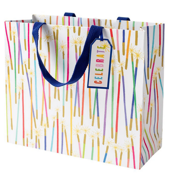 Party Candles Large Gift Bag