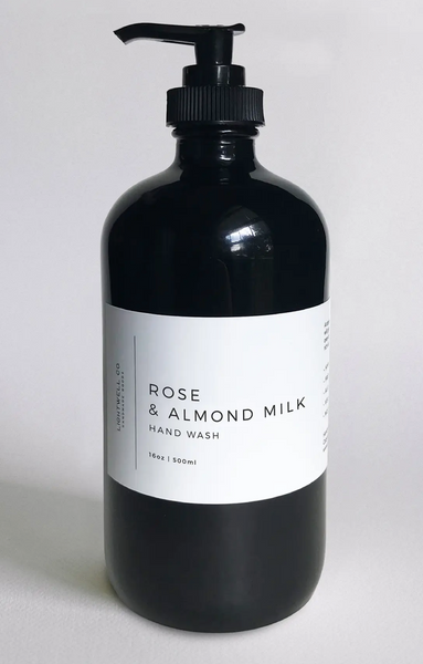 Rose & Almond Hand Wash