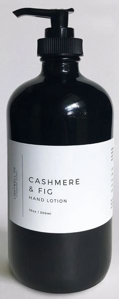 Cashmere & Fig Hand Lotion