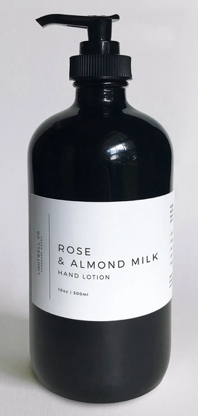 Rose & Almond Hand Lotion