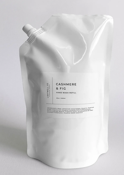 Cashmere & Fig Hand Wash Refill