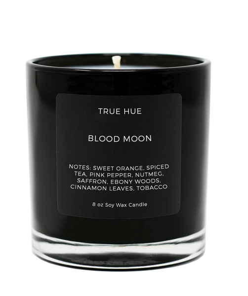 Blood Moon Soy Wax Candle