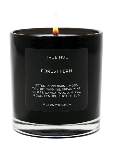 Forest Fern Soy Wax Candle