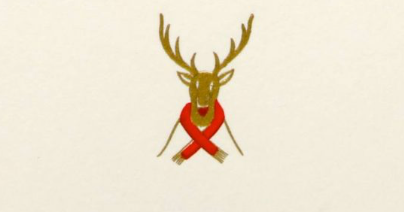 Rudolph Note Cards S/10