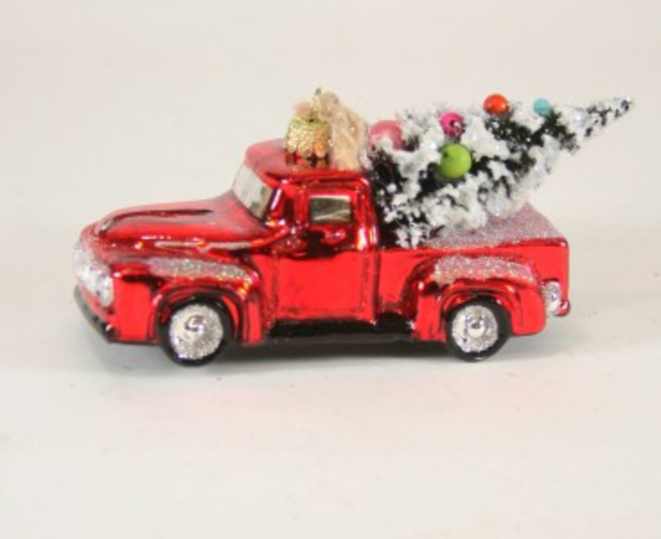 Countryside Truck Ornaments