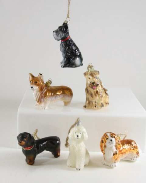Dog Ornaments