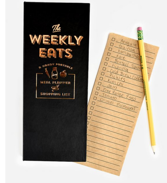 Hardcover Weekly Eats