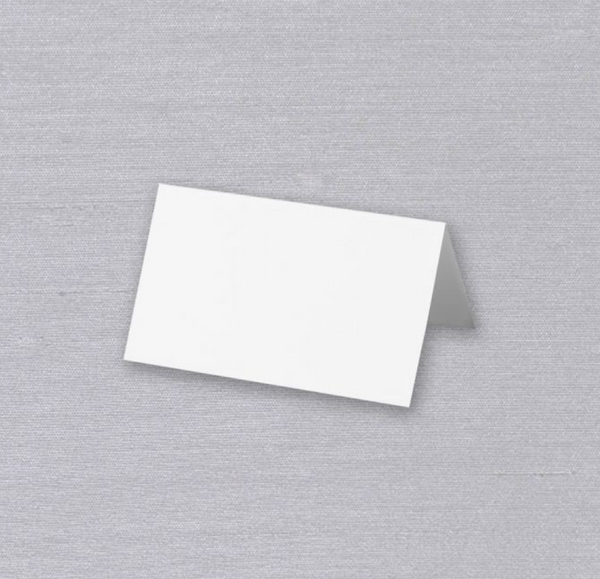 Pearl White Place Card - S/10