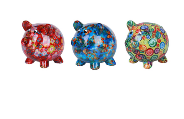 Peggy Pig Money Bank