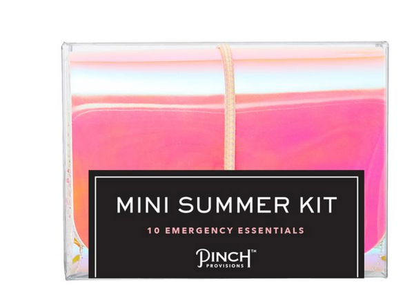 Mini Summer Kit Coral Hologram