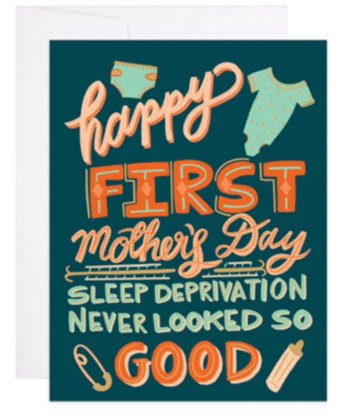 First Mother's Day