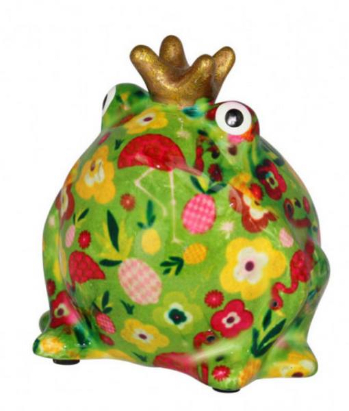 Money-Bank Frog Mini Freddy