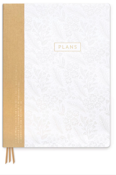 "Project Planner / Pearl Floral "" Plans"""