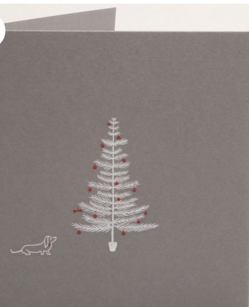 Grey- Fred by the Tree