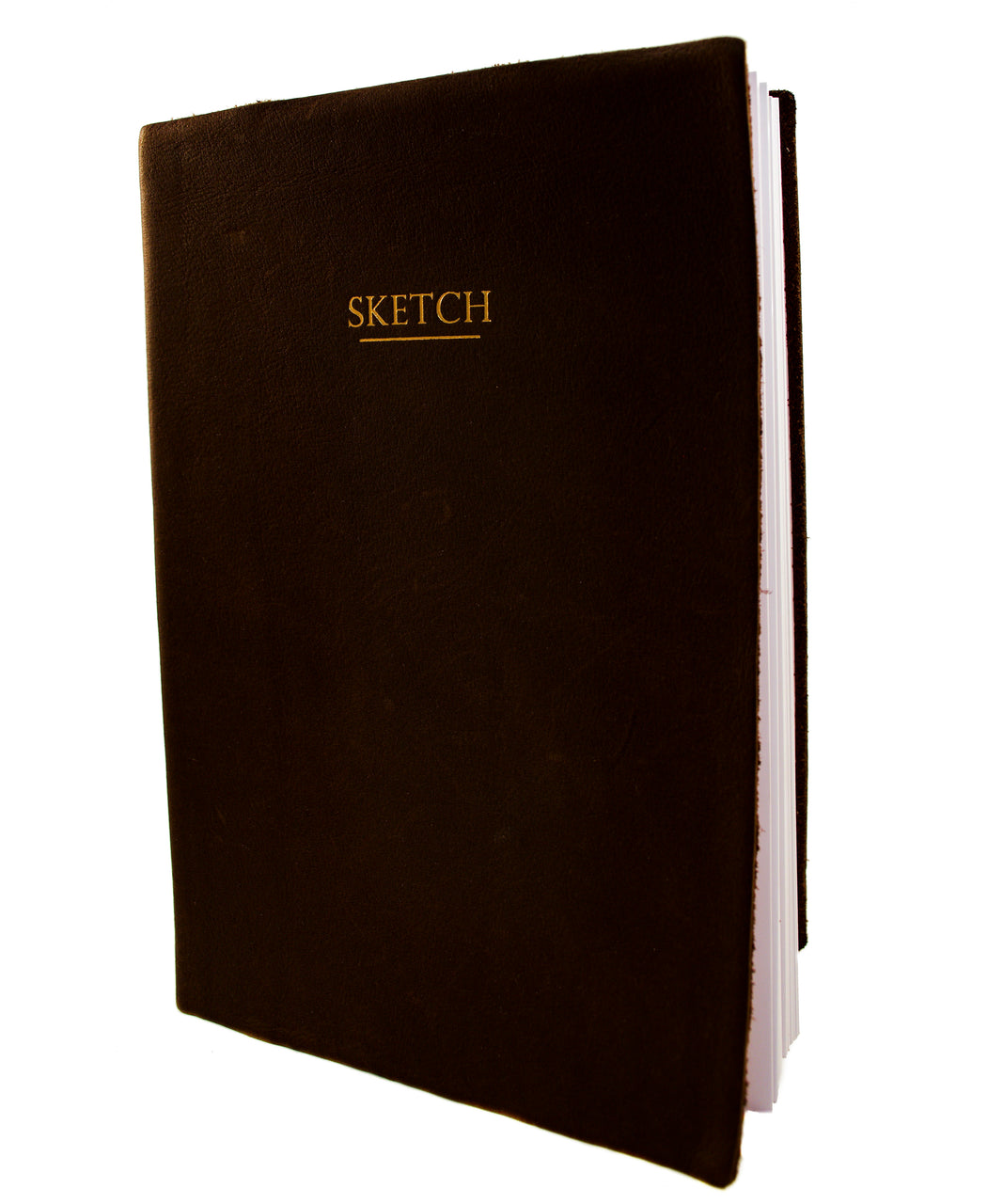 Sketch Book - Gold Title 17x24