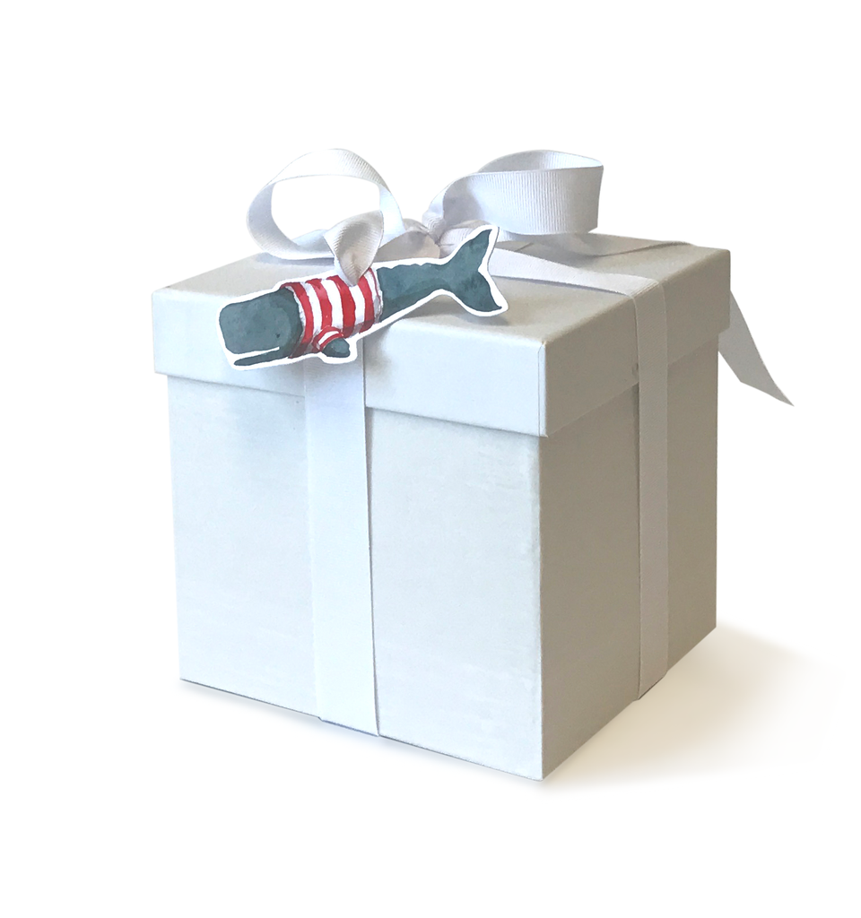 Individual Whale Gift Tags