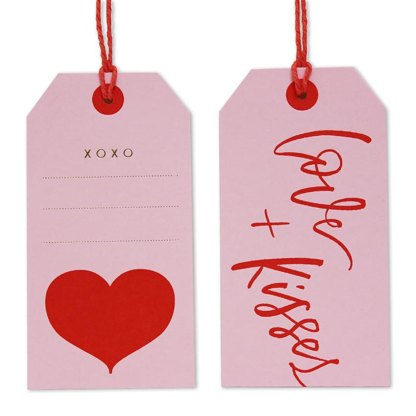 Love and Kisses Tags