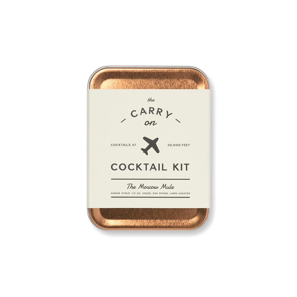 The Carry on Cocktail Kit - Moscow Mule