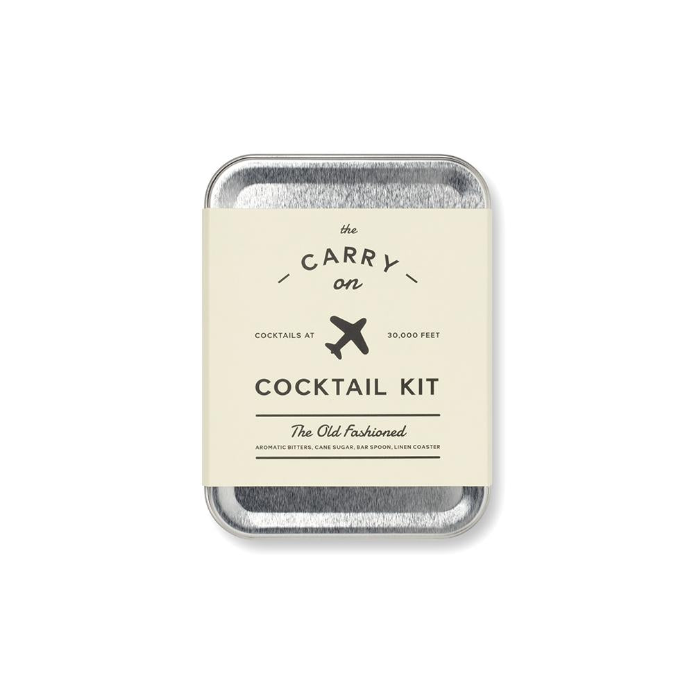 The Carry on Cocktail Kit - Old Fashioned