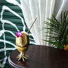 W&P Pineapple Cocktail Tumbler - Brass (pint)