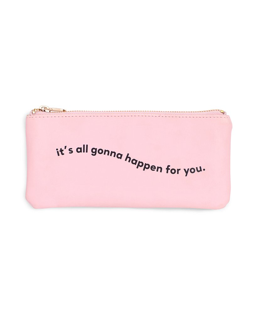 get it together get it together pencil pouch, compliments