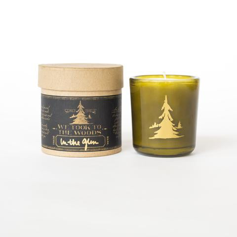 We Took To the Woods Candles - Winter Seasonal