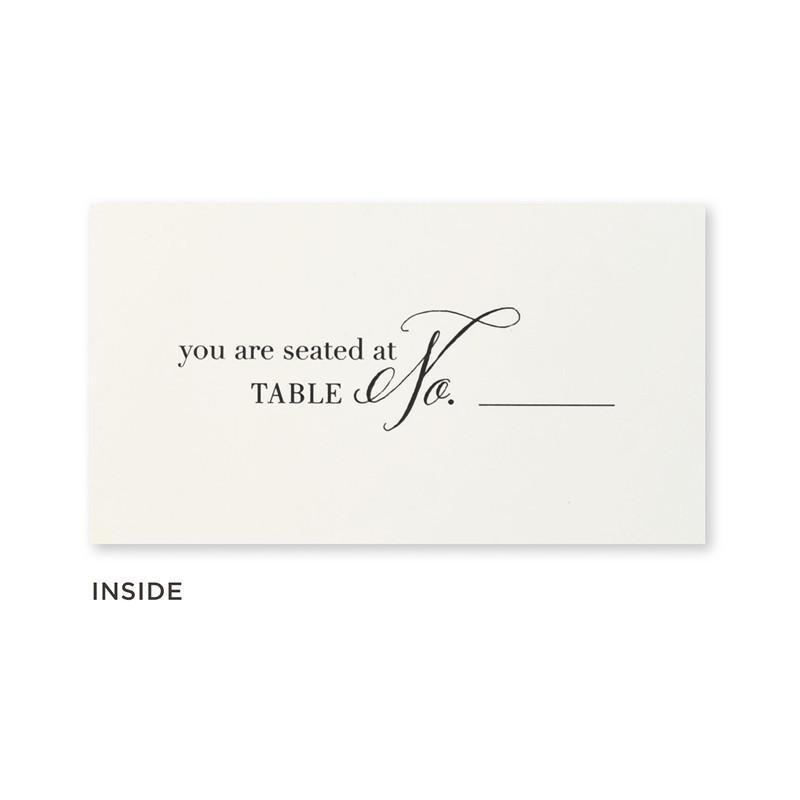 The Big Day Place Cards - S/25