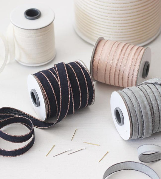Drittofilo Cotton Ribbon- spool of 20 yards